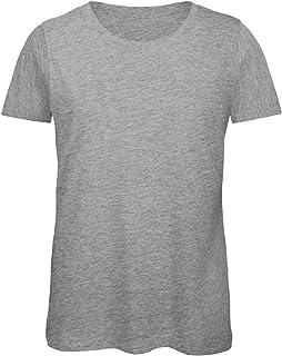 B&C Womens/Ladies Favourite Organic Cotton Crew T-Shirt
