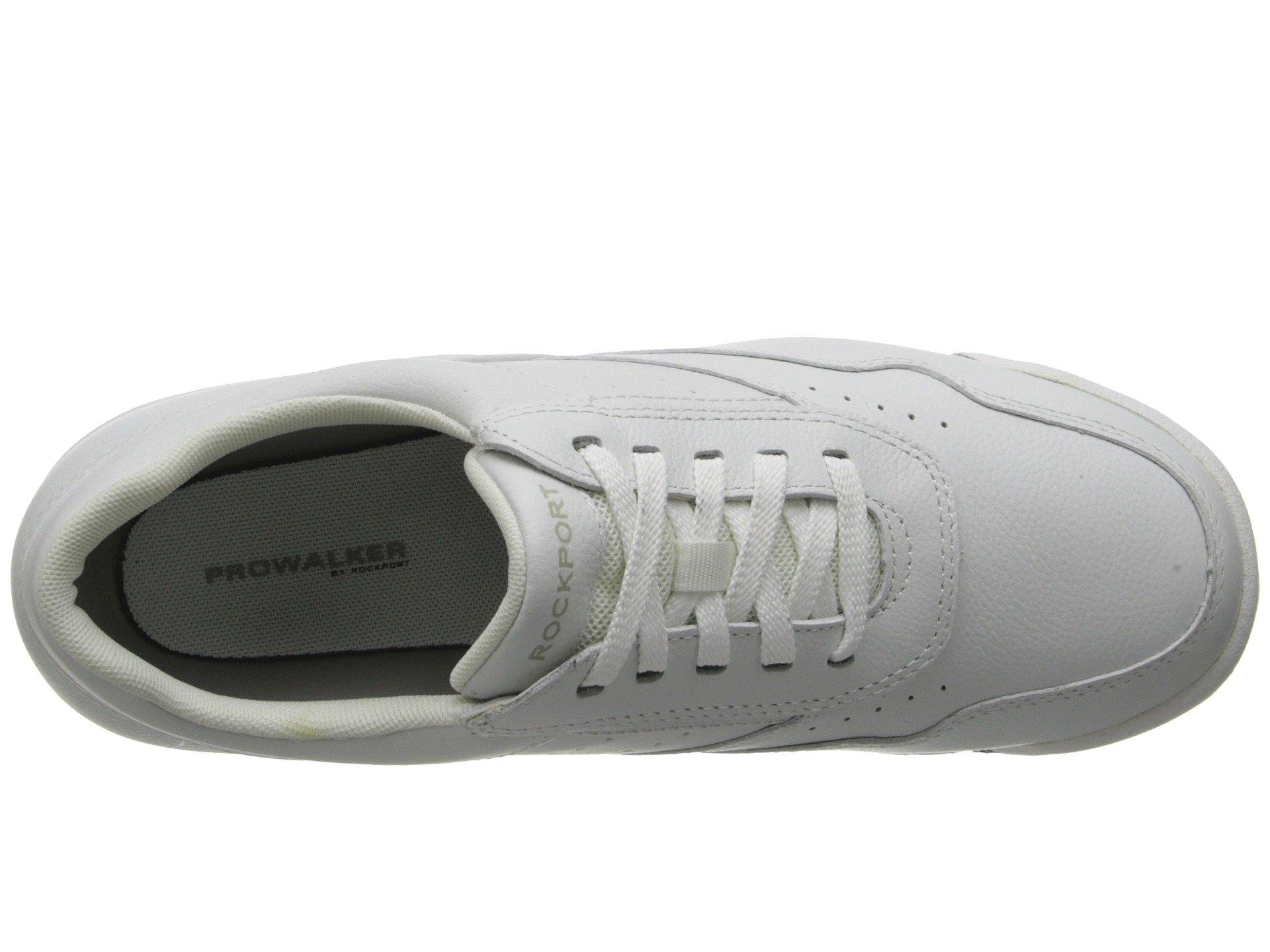 White M7100 Rockport Rockport M7100 Prowalker Prowalker White PwYqaYd