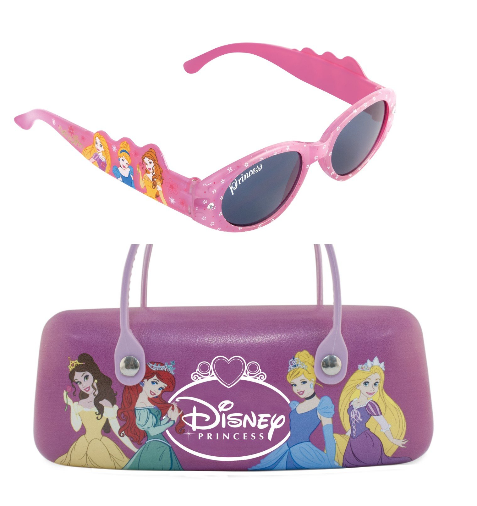 Sunglasses & Glasses Case Twin Pack