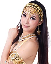 belly dance head accessories