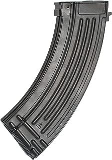 Evike - G&P 150rd High Precision Metal Mid-Cap Magazine for AK Series Airsoft AEG Rifles (Package: One Magazine)