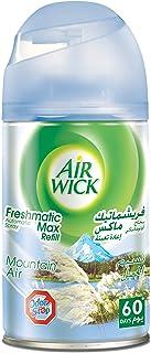 Air Wick Freshmatic Max Odor Stop Mountain Air Freshener Refill, 250ml