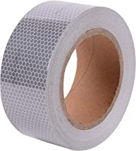 SOLAS Reflective Tape Silver Marine Safety Warning Tape(2in x 40ft)