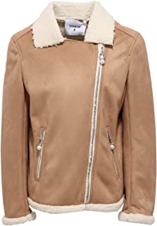 DONDUP 8470Y Giubbotto Bimba Girl Eco-Shearling Jacket