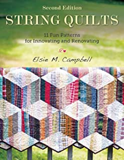Best string quilts free patterns Reviews