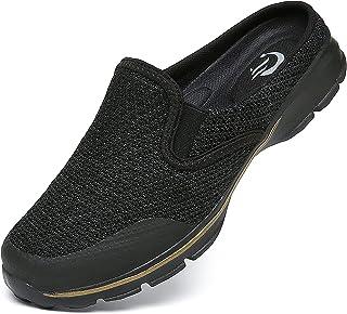CELANDA Women's Men's Clogs Slippers Summer Non-Slip Mules Lightweight Breathable Walking Shoes Comfortable Garden Shoes f...