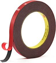 3M Double Sided Tape, HitLights Heavy Duty Mounting Tape VHB Waterproof Foam Tape, 32ft..