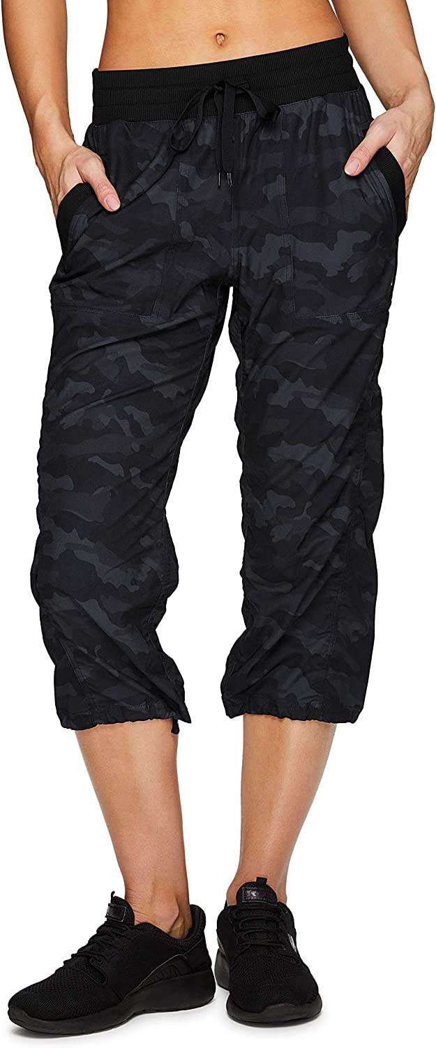 RBX Active Women's Fashion Lightweight Skimmi Max 76% OFF Body Woven Dealing full price reduction Stretch