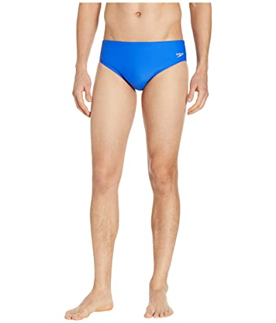Speedo Core Solid Swim Briefs (New Sapphire) Men