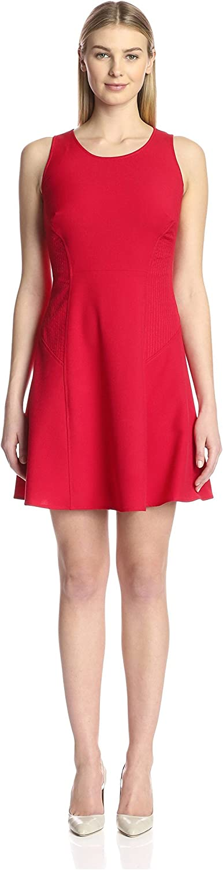 Marc York Women's Fit Flare Dress