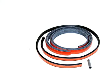 Fairchild Automotive D4012 Sponge Seal Kit (Sponge Seal Kit, Hardtop to Body, 3 pc, with Instructions and Metal Tool)