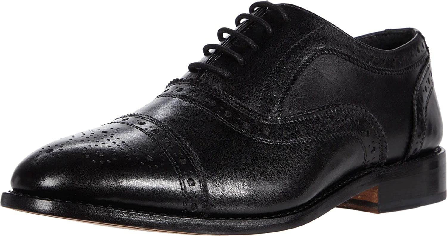 Anthony Veer Men's Ford Wingtip Full Columbus Mall Lace-up Brogue Grain Las Vegas Mall Leathe