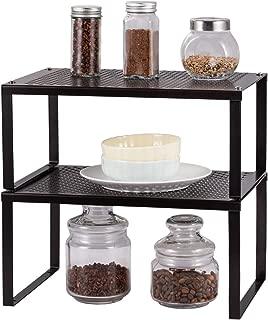 cabinet shelf organizers