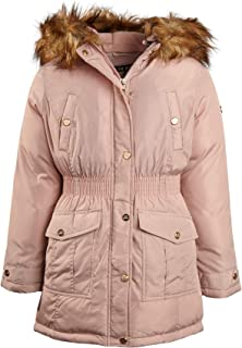 blush jacket with hood