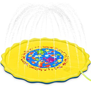 home splash pad