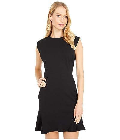 Trina Turk Kulu Dress (Black) Women