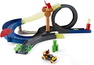 Fisher-Price Disney Mickey & the Roadster Racers, Super Charged Mickey Drop & Loop Playset