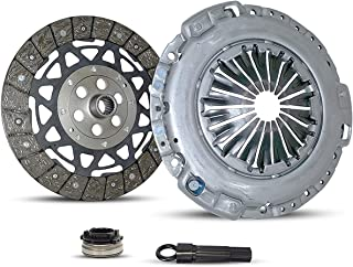 Clutch Kit Works With Mini Cooper Chili Coupe John Cooper Works Hot Chili Roadster S Redcliffe Yours Salt 2008-2012 1.6L L4 Turbocharged For Dualmass Fw (N14B16C; N14B16A; 1598cc)
