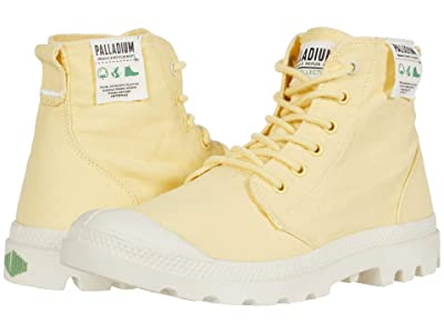 Palladium Pampa Hi Organic (Pop Corn) Shoes