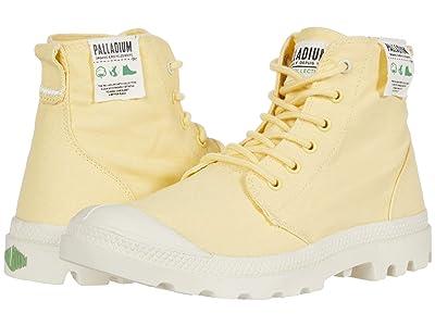 Palladium Pampa Hi Organic (Pop Corn) Shoes