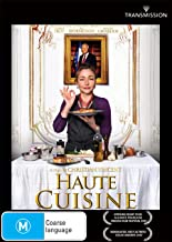 Haute Cuisine 2012 Les saveurs du Palais NON-USA FORMAT, PAL, Reg.4 Australia