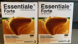 [100 Tablets] ESSENTIALE FORTE
