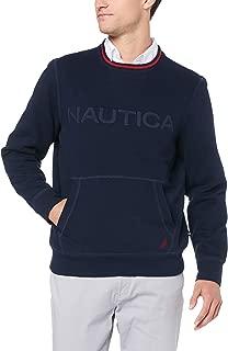 Nautica Men's CN Logo KNGR PO