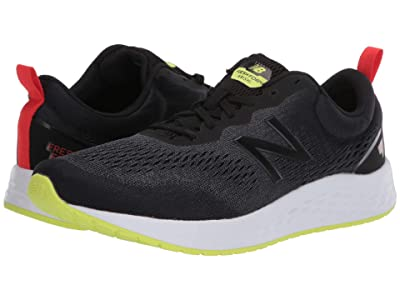 New Balance Fresh Foam Arishi v3 (Black/Sulphur Yellow) Men