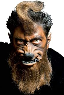Best wolf prosthetic mask Reviews