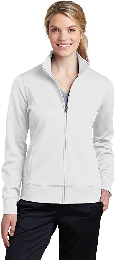 Sport Tek Women S Claasic Full Zip Fleece Jacket At Amazon Women S Coats Shop From what it is to how to wear one, this your complete guide to the sports jacket. sport tek women s claasic full zip fleece jacket