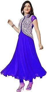 Amazon in: ₹500 - ₹750 - Salwar Suits / Ethnic Wear