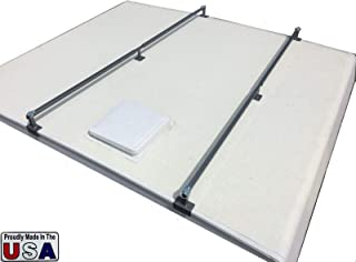 "Sponsored Ad - EZ Lite 59.85RR Universal Tent Trailer and Camper Shell Roof Racks 59"" - 85"" Adjustable"