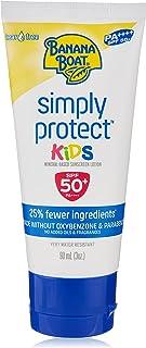 Banana Boat Simply Protect Kids Sun protection Lotion SPF50, 90 ml
