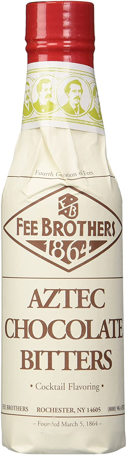 Fee Brothers Aztec Ranking TOP4 Chocolate 5oz Bitters Cocktail 100% quality warranty!