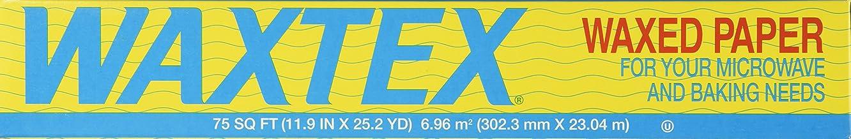 Waxtex Wax Paper Roll (75 Feet)