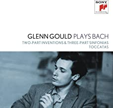 Best bach inventions gould Reviews