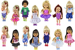 Best barbie kelly doll clothes Reviews