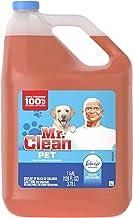 Mr. Clean All Purpose Multi-Surface Pet Liquid Cleaner with Febreze Odor Defense | Has Odor Converters | Eliminates Odor,1...