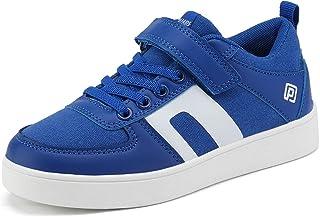 DREAM PAIRS Boys Girls ALONISSO Fashion Sneakers
