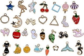 Best craft charms bulk Reviews