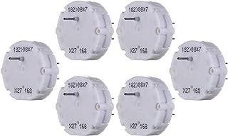 ECCPP 6Pcs X27 168 Stepper Motor Cluster Speedometer Tachometer Fuel Gauge Repair kit