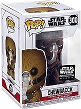 POP! Star Wars #300 Chewbacca Smuggler's Bounty Exclusive Bobble-Head Vinyl Figure