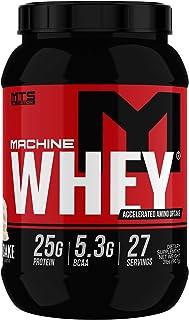 MTS Machine Whey Protein (2lbs., Birthday Cake)