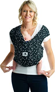 Baby K'tan Print Baby Wrap Carrier, Infant and Child Sling – Simple Wrap Holder..