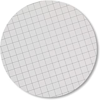 Tisch Brand SF14709 Sterile Mixed Cellulose Ester MCE White Membrane Filter with Black Grid 0.45um, 47mm | 200 per Pack | Wettability: Hydrophilic | Maximum Operating Temperature: 90 Degrees C |