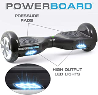 Hoverboard Powerboard SOGO Safe Smart Scooter Two Wheel Self Balancing Mover Slide Electric Scooter Rider Ride Hover Board Skateboard Skater Fly Glider Roller UL2272 Certified