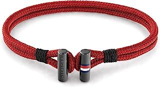 Men's Jewelry Nylon Bracelet Color: Red (Model: 2790335)