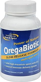 North American Herb & Spice Oregabiotic Capsules