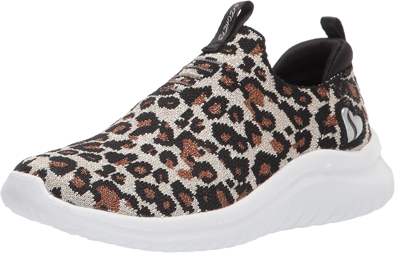 Free Shipping New Skechers Unisex-Child Ultra Flex Washington Mall Sneaker 2.0-Wild Shine