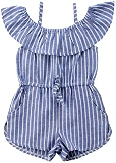 43ce84c33923 Amazon.com  Blues - Jumpsuits   Rompers   Clothing  Clothing